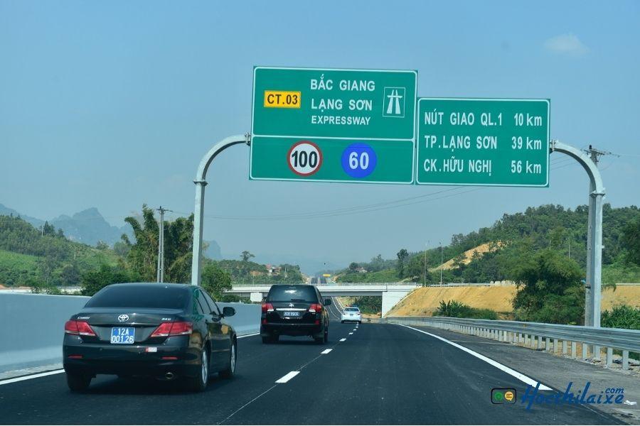 Bổ túc tay lái cao tốc