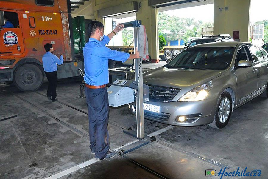 Quy chuẩn và chi phí đăng kiểm xe ô tô