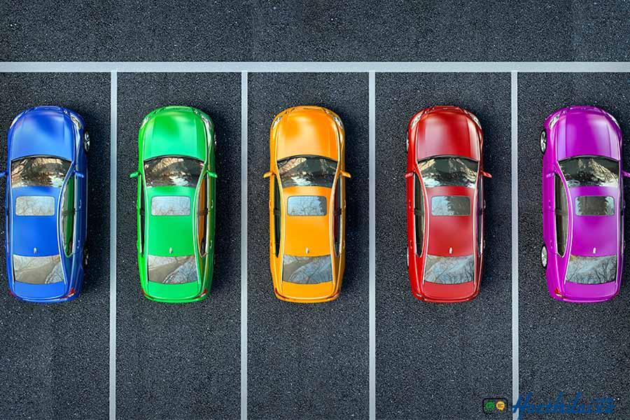 Cách chọn màu xe hợp tuổi dựa theo phong thủy