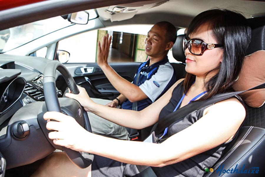 Đào tạo lái xe ô tô hạng B2 Hải Nam