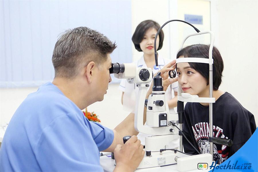 Tiêu chuẩnsức khỏe về mắt, thị lực