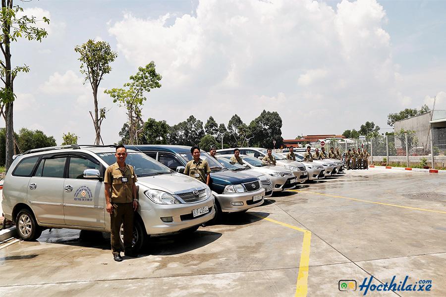 Đội ngũ giảng viên tại Thái Sơn dày dặn kinh nghiệm