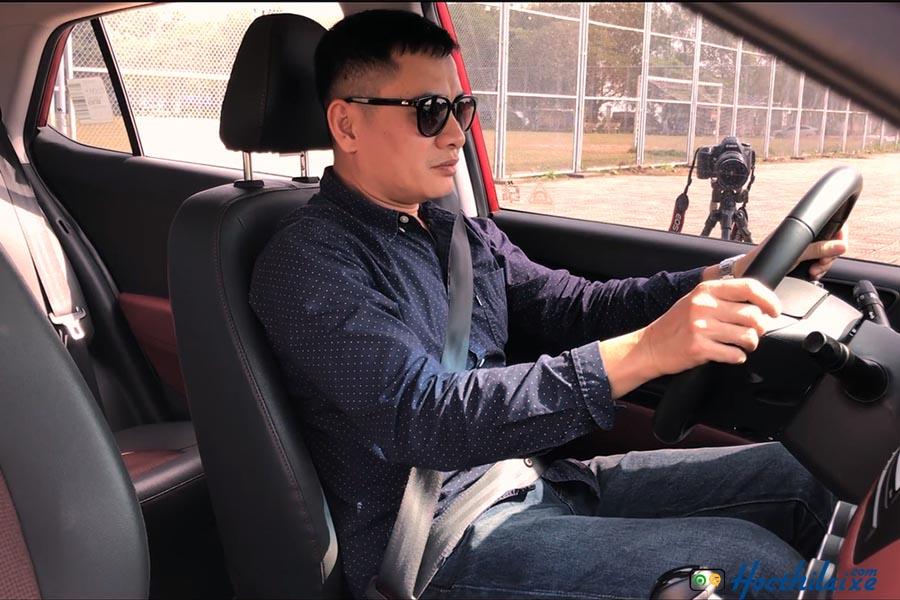 Quá trình học bằng lái xe B2