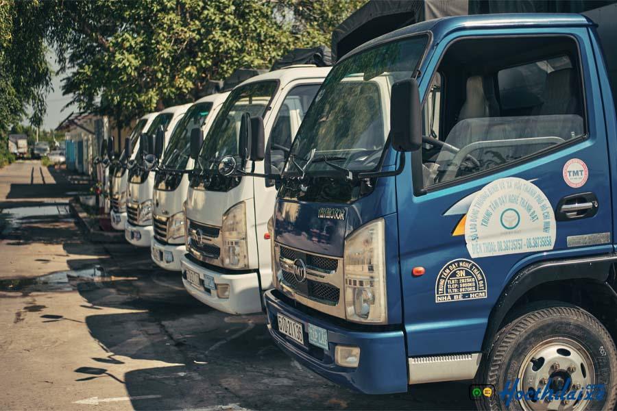 Giới thiệu trung tâm đào tạo lái xe Thành Đạt