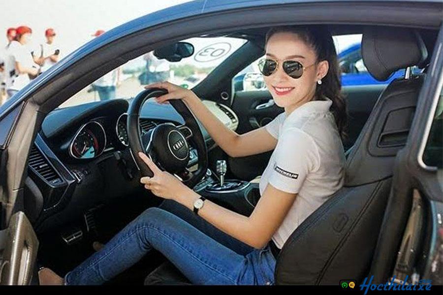 Xem xét việchọc thực hành lái xe trên sa hình
