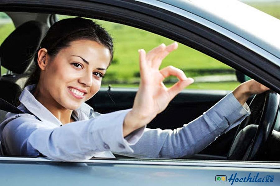 Mức học phí lái xe ô tô B1 Hải Nam