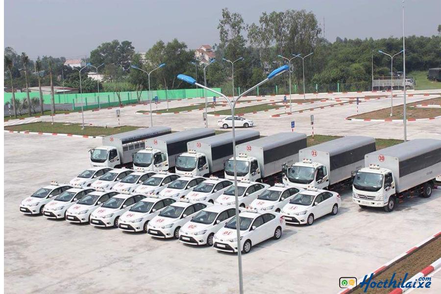 Khóa học lái xe hạng B2 Thiên Tâm
