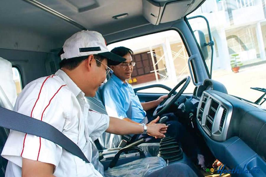 Khóa học lái xe hạng C Thiên Tâm