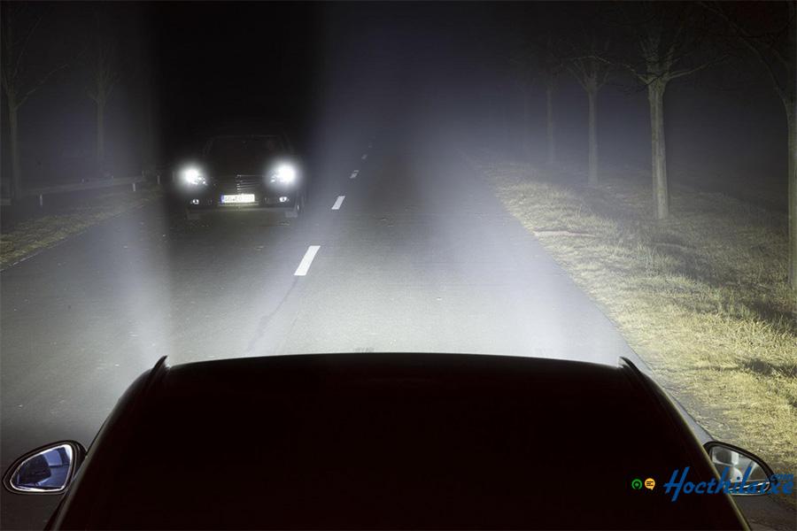 học lái xe vào ban đêm