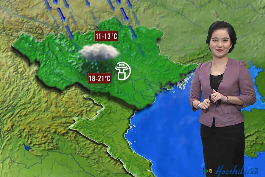 Xem dự báo thời tiết