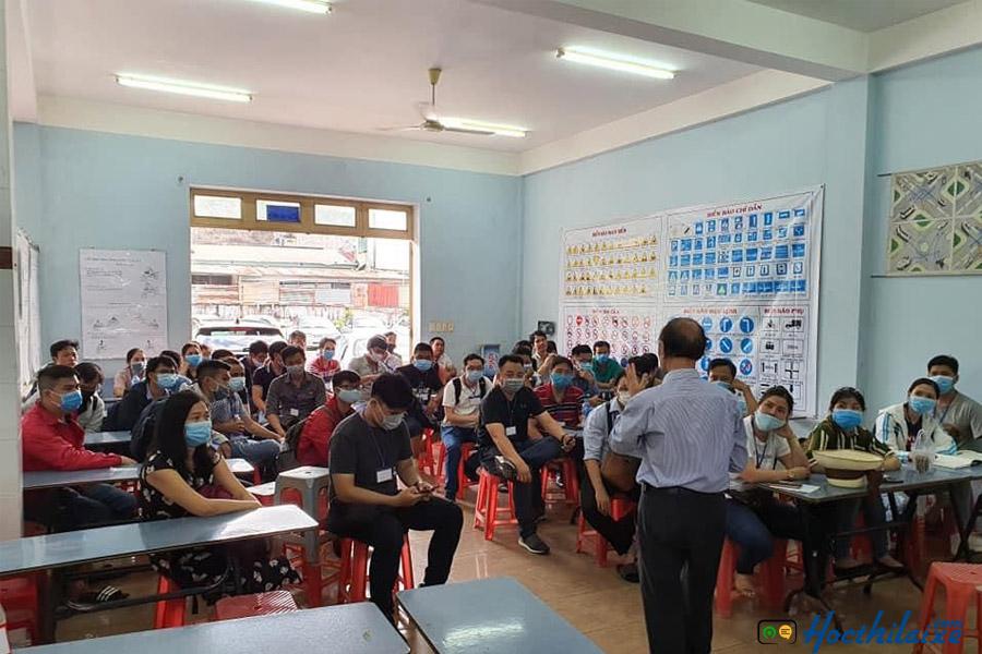 Giới thiệu về Trường dạy nghề tư thục lái xe Thăng Long