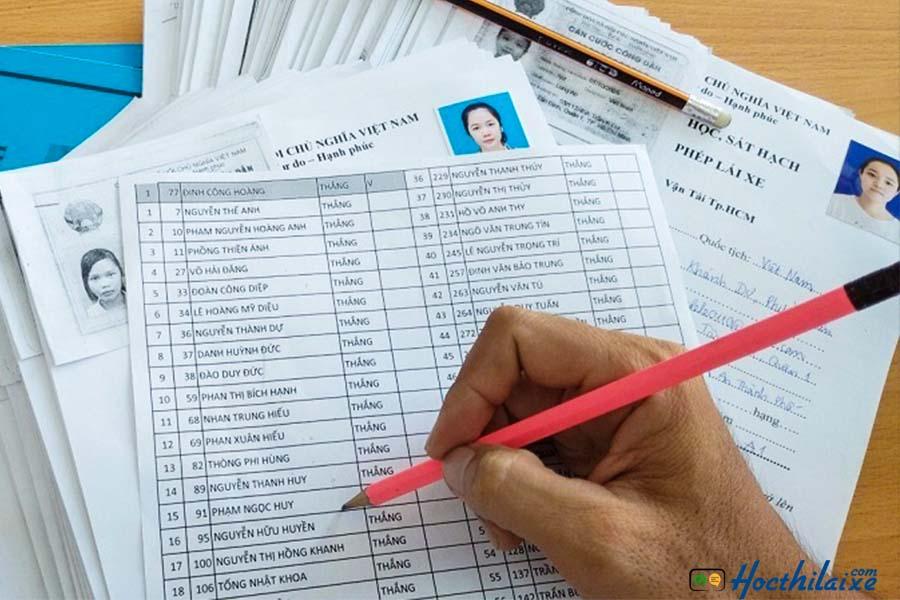 Lệ phí học và thi bằng lái xe máy 2021theo quy định của BGTVT