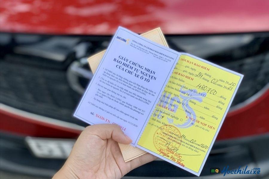 Lựa chọn gói bảo hiểm vật chất ô tô phù hợp