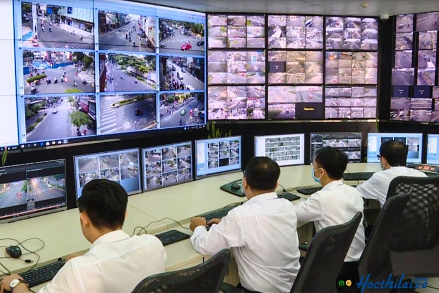 Lỗi vi phạm giao thông nào sẽ bị Phạt nguội