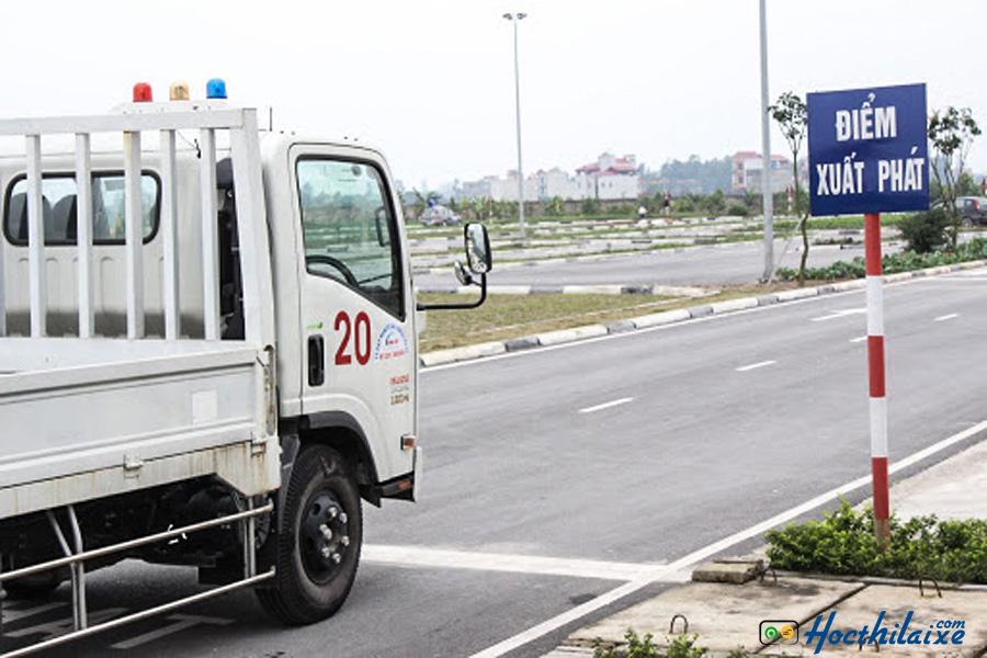 Mức học phí lái xe ô tô hạng C Hải Nam