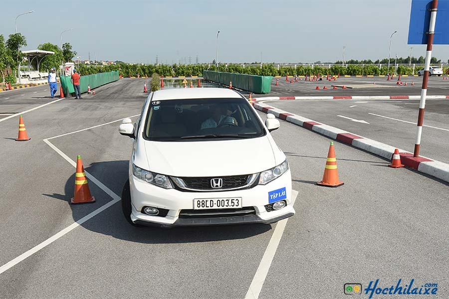 Xây dựng trung tâm sát hạch cấp giấy phép lái xe quy mô toàn quốc