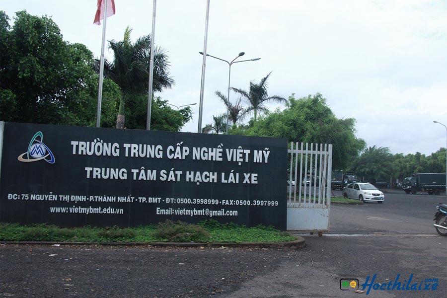 Giới thiệu Trường trung cấp nghề Việt Mỹ