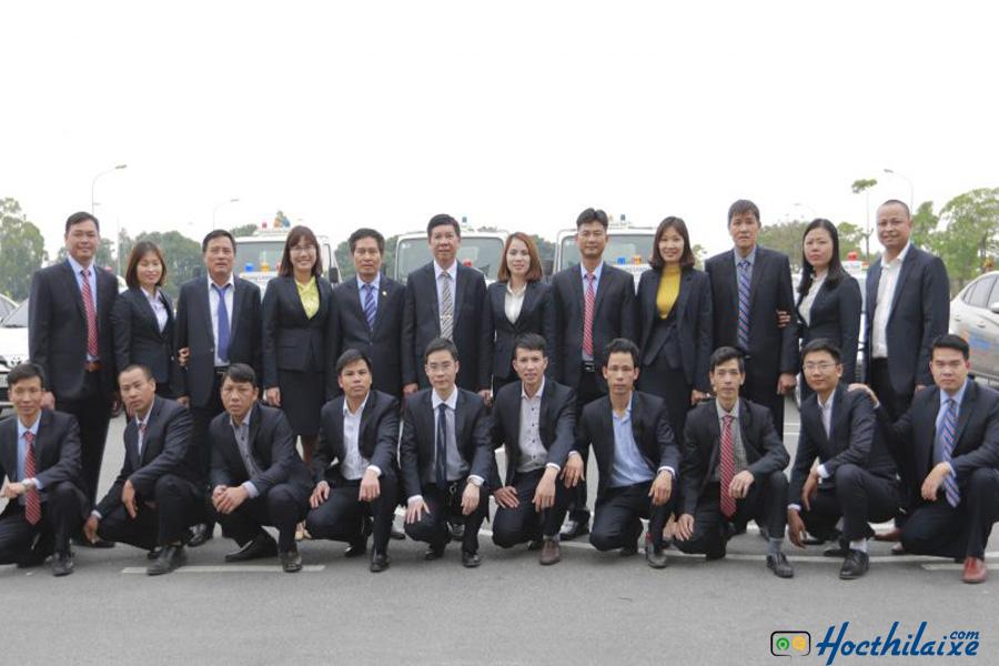 Đội ngũ giảng viên Trung tâm đào tạo lái xe An Thành Phát