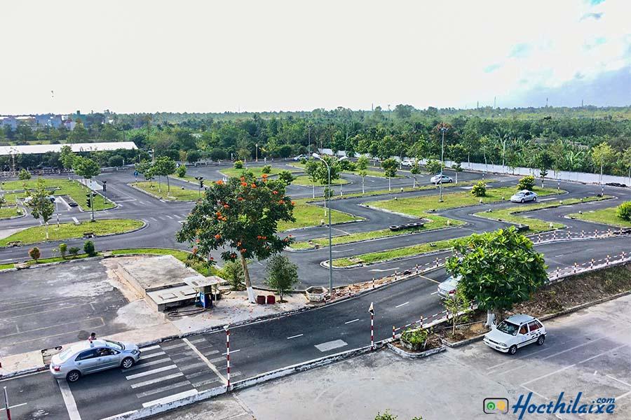 Trung tâm đào tạo lái xe Bảo Ngọc