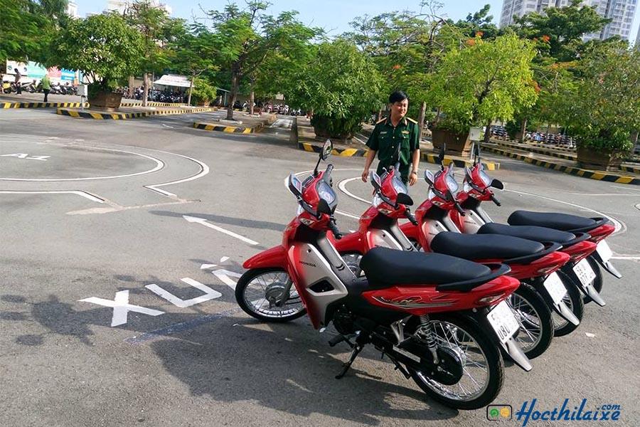 Khóa học lái xe hạng A1 Hải Vân