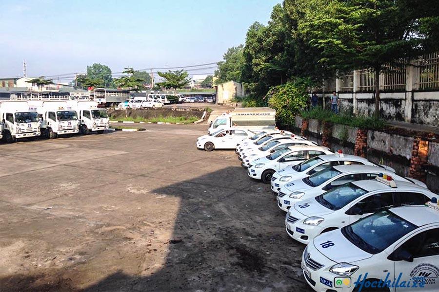 Khóa học lái xe ô tô hạng B tại Hải Vân