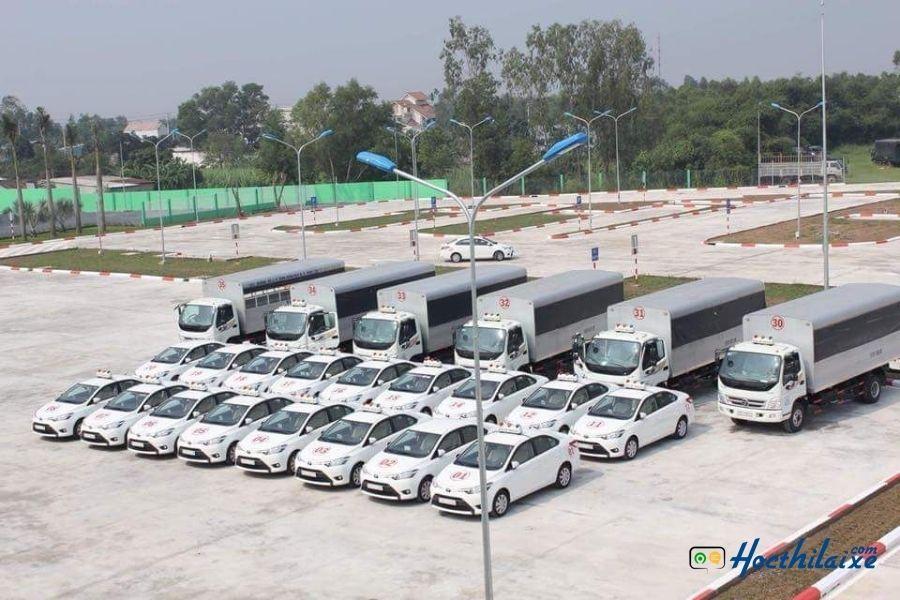 Trung tâm đào tạo lái xe Miền Nam