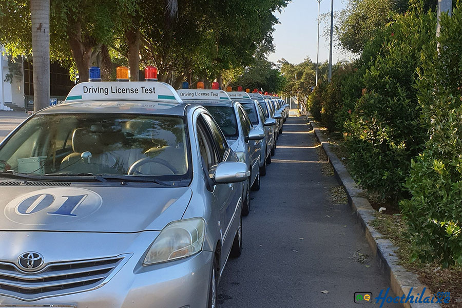 Các khóa học lái xe tại Trung tâm đào tạo lái xe Trường cao đẳng cơ giới – thủy lợi Đồng Nai