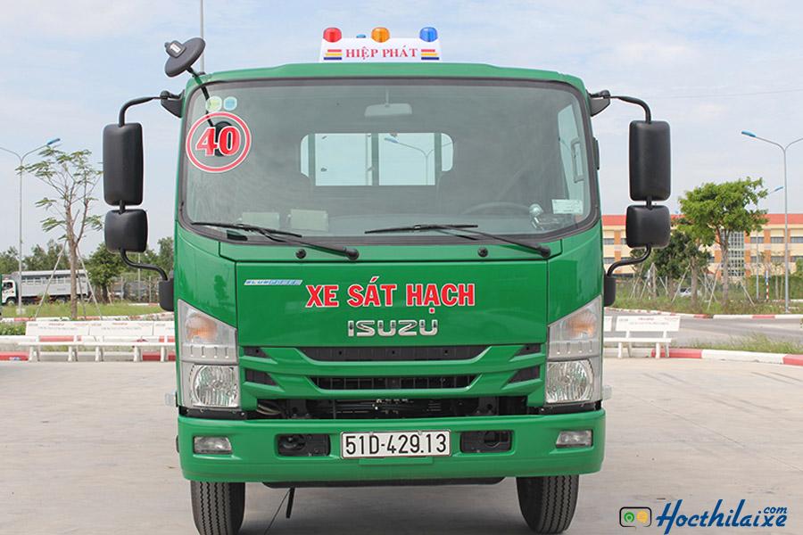 Xe tải tập lái Trường Hiệp Phát