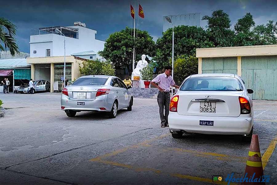 Khóa đào tạo học lái xe ô tô hạng B2 tại 579