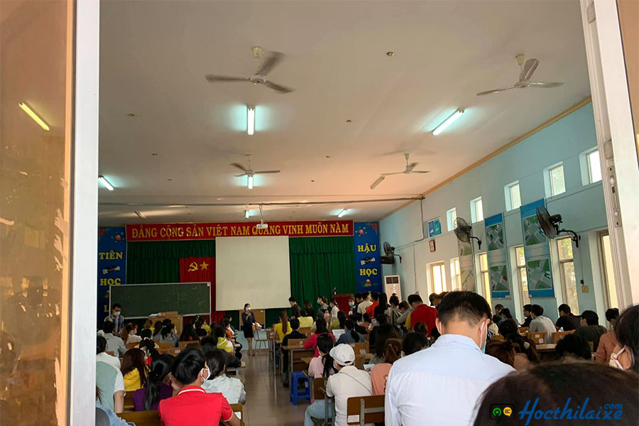 Quy trình học lái xe tại Trung tâm đào tạo lái xe Sài Gòn 3T