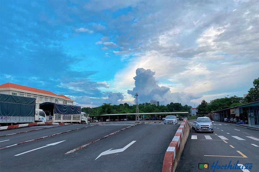 Học thực hành tại trung tâm đào tạo lái xe Sài Gòn 3T
