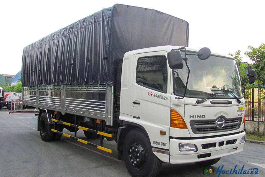 Khóa học bằng lái xe tải hạng C tại MASCO
