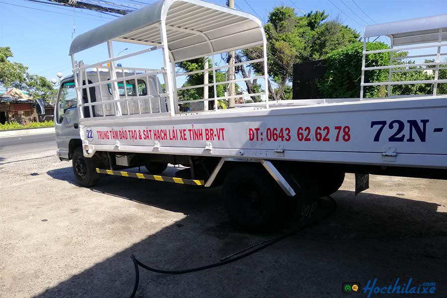 Khóa học bằng lái xe tải hạng C tại TTDN Bà Rịa Vũng Tàu