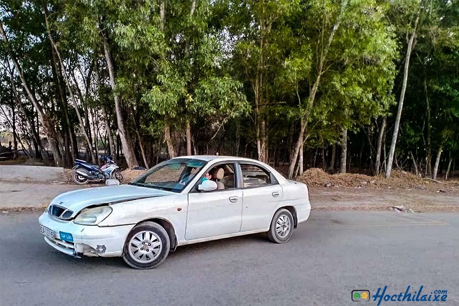 Khóa học bằng lái xe hạngB2 tại Toàn Diện