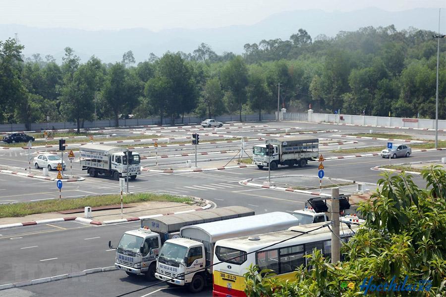Trung tâm dạy nghề quận Phú Nhuận có sân tập lái xe khắp các quận huyện