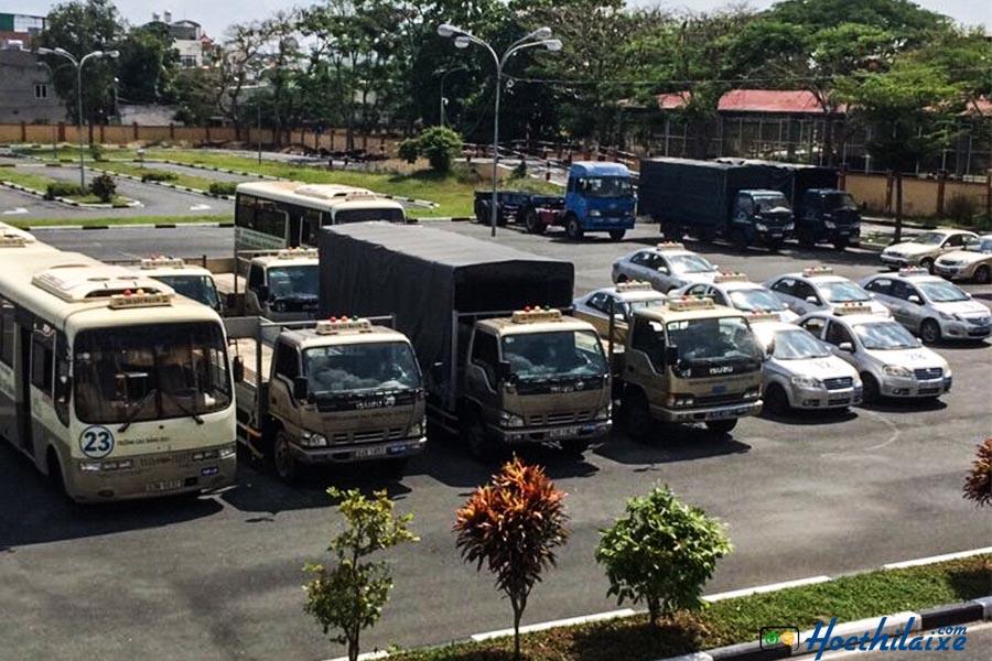Khóa học lái xe tải hạng C Thành Đạt