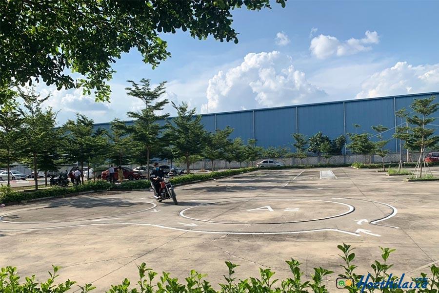 Khóa học lái xe mô tô A2 tại Thành Đạt