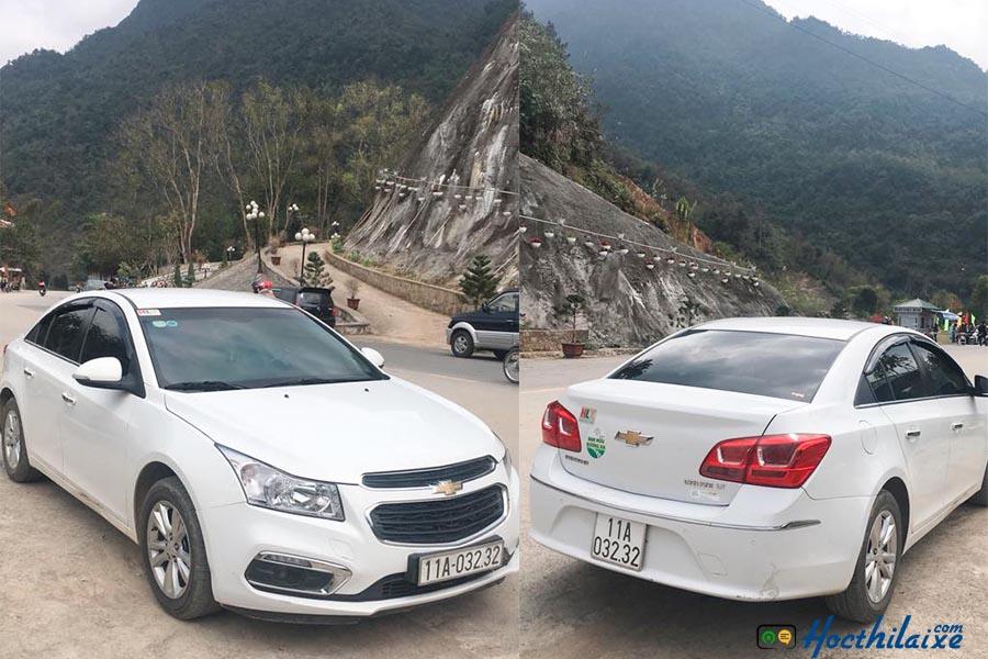 Khóa đào tạo lái xe B2 Thành Đạt