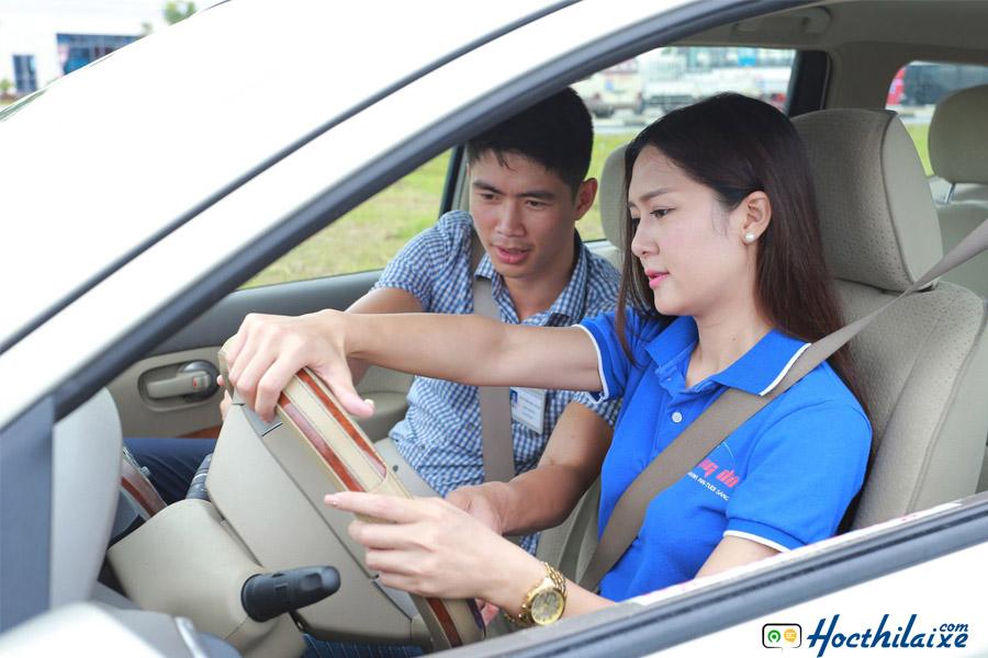 Các khóa học tại Trung tâm dạy nghề tư thục lái xe Tiến Thành