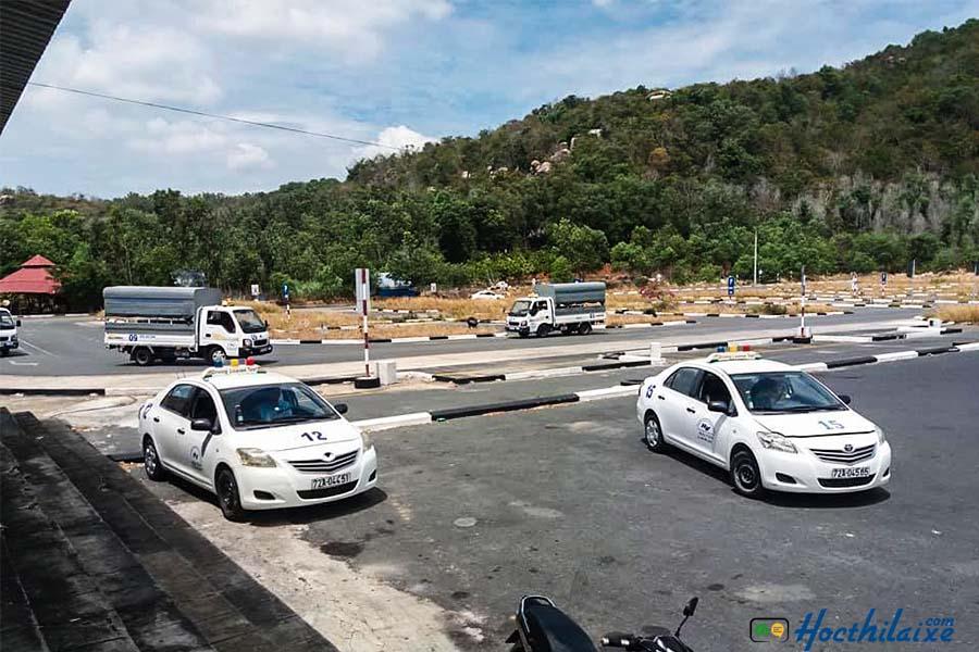 Trung tâm Hải Nam trang bị tất cả các dòng xe tập lái đều mới hoàn toàn