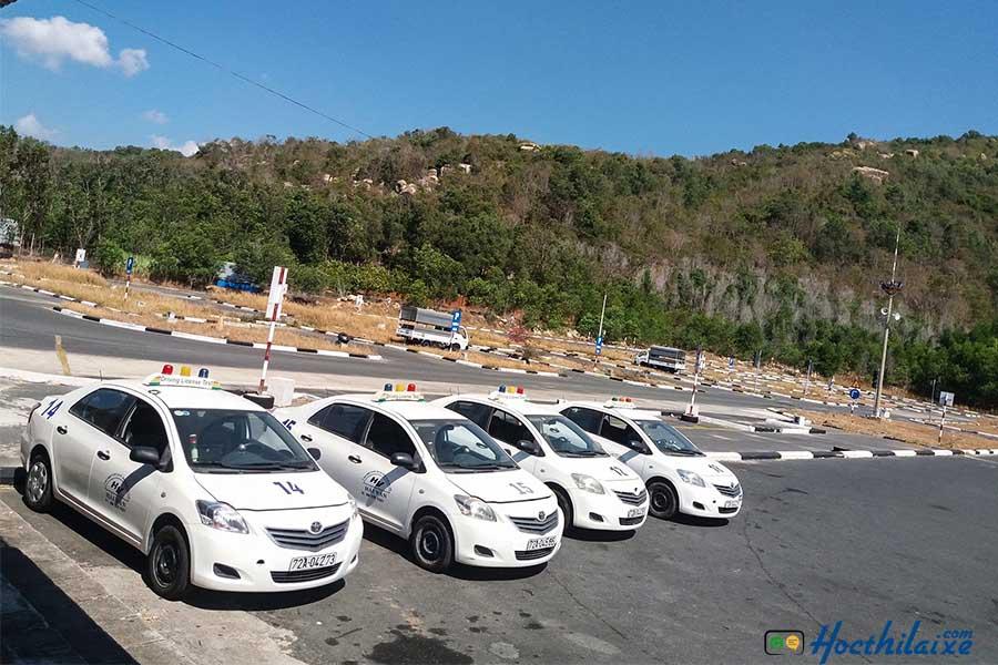 Khóa học bằng lái xe ô tô hạng B1 tại Hải Nam