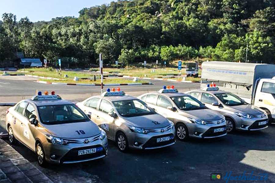 Khóa học bằng lái hạng B2 tại Hải Vân