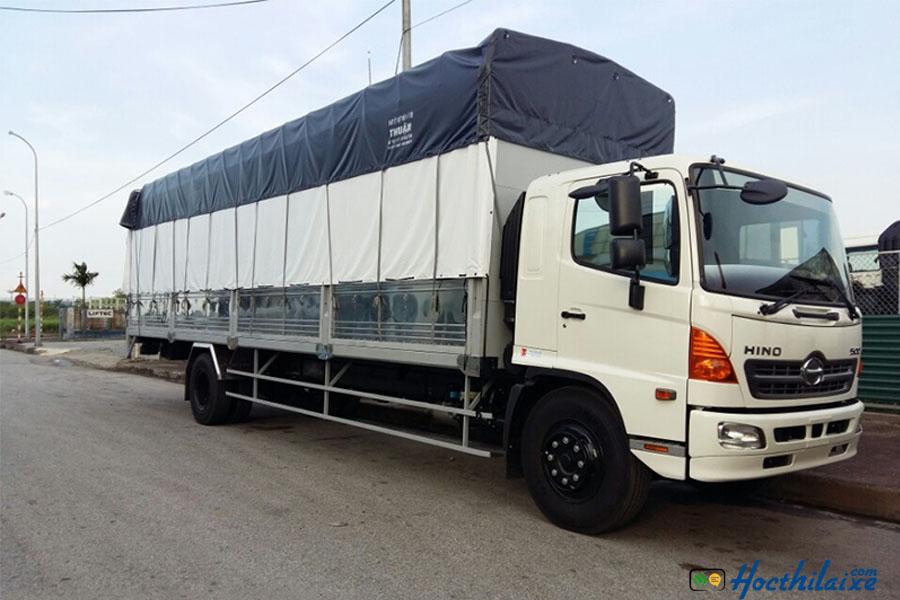 Khóa đào tạo lái xe ô tô tải hạng C tại Miền Trung