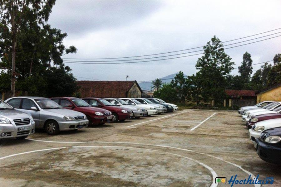 Khóa học bằng lái xe ô tô hạng B1 tại Sao Vàng