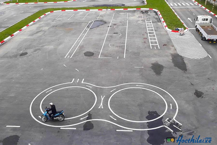 Khóa học lái xe máy hạng A1 Mê Kông