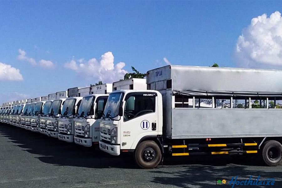 Khóa học lái xe tải hạng C Mê Kông