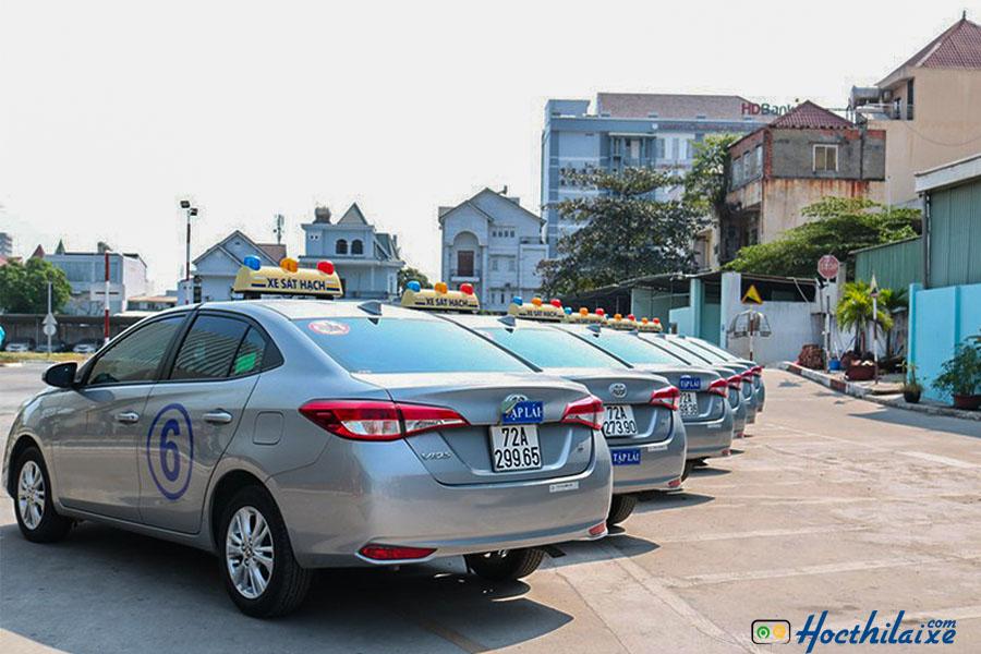 Khóa dạy học bằng lái xe hạng B2 Long Khánh