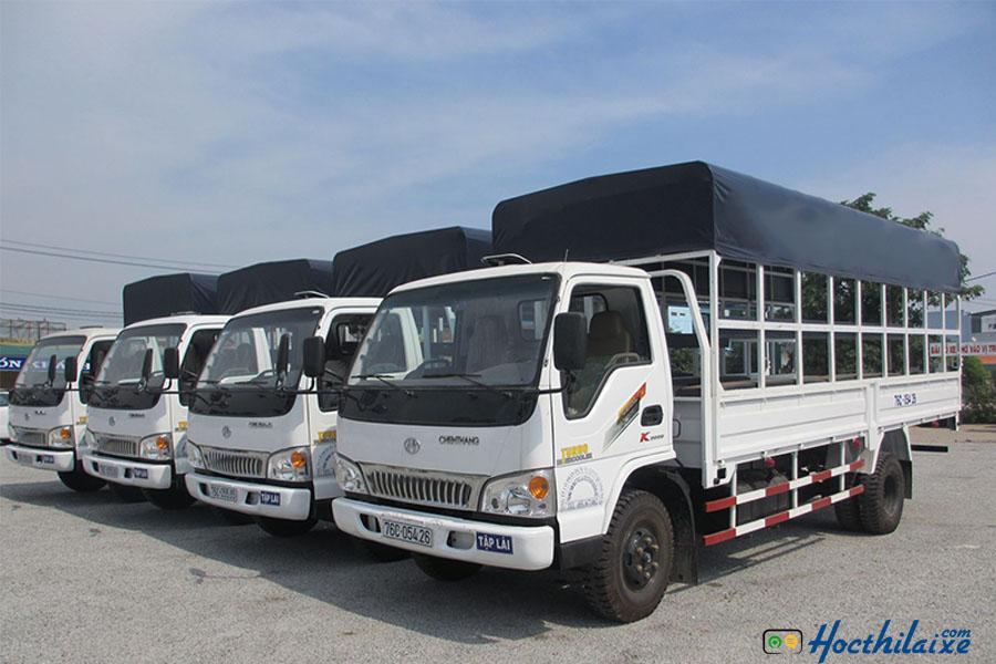 Khóa học lái xe tải hạng C Long Khánh