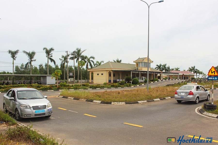 Khóa đào tạo chạy xe hạng B2 Thuận an
