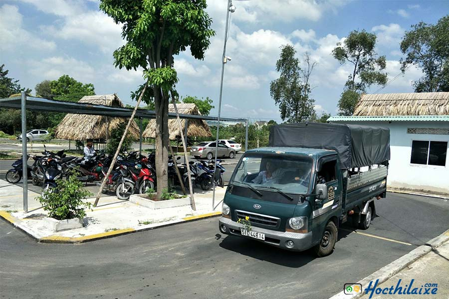 Khóa dạy điều khiển xe tải hạng C Thuận an